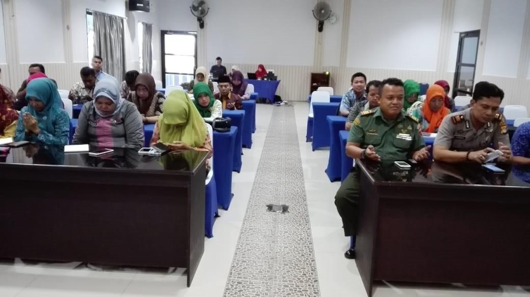 Dinkes Gelar Advokasi, Sosialisasi dan Koordinasi Measles Rubella